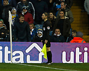 Referee's Assistant Sian Massey-Ellis during the EFL Sky Bet Championship match between Leeds United and Cardiff City at Elland Road, Leeds, England on 3 February 2018. Picture by Paul Thompson.