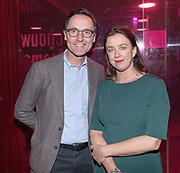 2018, September 24. Schouwburg Amstelveen. Premiere van Kunst en Kitsch. Op de foto: Hugo Haenen
