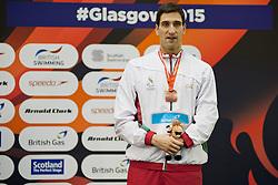 GRACHAT David POR at 2015 IPC Swimming World Championships -  men's 400m Freestyle S9