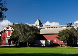 The Red Barn, Stanford University, Stanford California, United States of America.