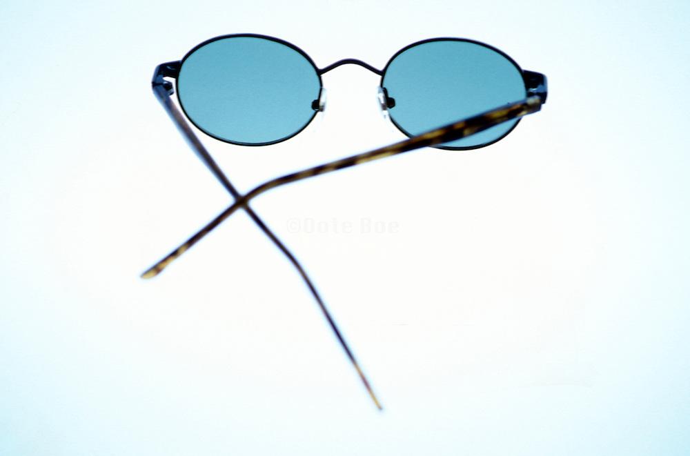 a pair of eye glasses