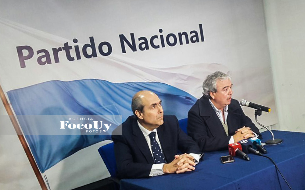 Montevideo, Uruguay, 27 de Setiembre de 2017<br /> Tribunal de Etica del Partido Nacional. <br /> <br /> Foto:  FocoUy