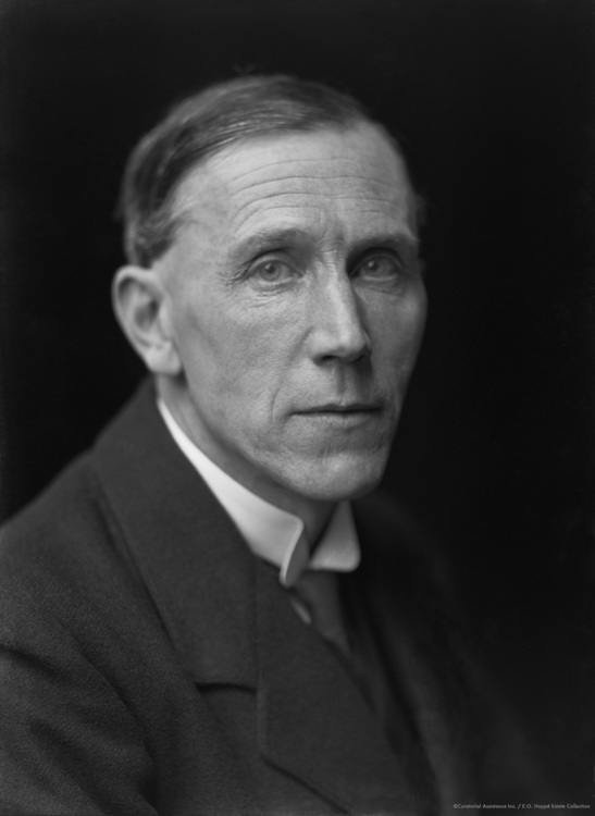 J.D. Beresford, English Author, 1920