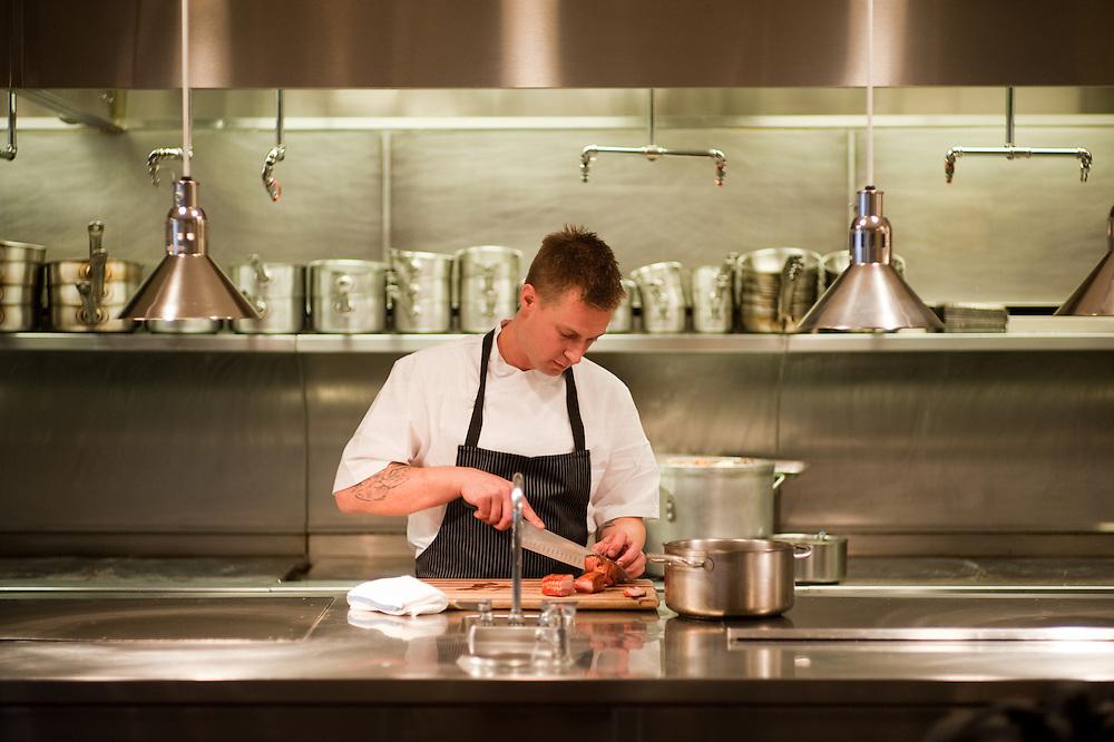 Bryan Voltaggio , Chef, VOLT 228 Market street Frederick MD,