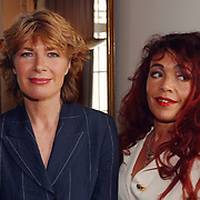 Modeshow Sheila de Vries, Mieke van der Weij en Rosita Steenbeek
