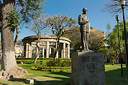 Enrique Gonzalez Martinez, Poet, Rotunda of Illustrious People of Jalisco, Guadalajara, Jalisco, Mexico