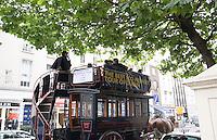 Eco-friendly Victorian carriage tour ride in Dublin Ireland