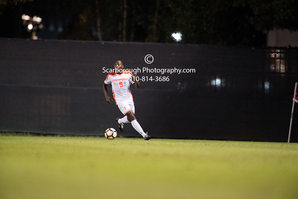 2016 Campbell University Men Soccer vs Duke