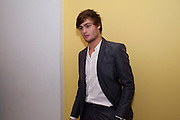 DOUGLAS BOOTH; , English National BalletÕs annual pre-show party at the St. Martin's Lane hotel before a performance of the Nutcracker at the Coliseum. 15 December 2010. <br />  -DO NOT ARCHIVE-© Copyright Photograph by Dafydd Jones. 248 Clapham Rd. London SW9 0PZ. Tel 0207 820 0771. www.dafjones.com.<br /> DOUGLAS BOOTH; , English National Ballet's annual pre-show party at the St. Martin's Lane hotel before a performance of the Nutcracker at the Coliseum. 15 December 2010. <br />  -DO NOT ARCHIVE-© Copyright Photograph by Dafydd Jones. 248 Clapham Rd. London SW9 0PZ. Tel 0207 820 0771. www.dafjones.com.