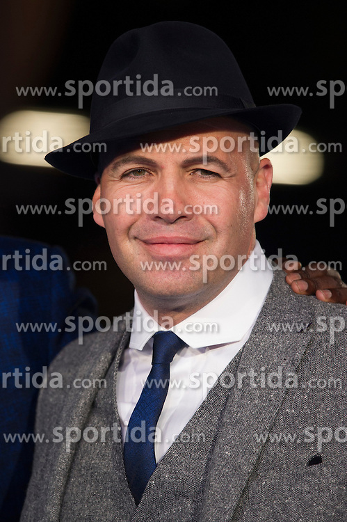 Bily Zane attends the European premiere for &quot;Eddie the Eagle at Odeon Leicester Square in London, 17.03.2016. EXPA Pictures &copy; 2016, PhotoCredit: EXPA/ Photoshot/ Euan Cherry<br /> <br /> *****ATTENTION - for AUT, SLO, CRO, SRB, BIH, MAZ, SUI only*****