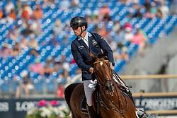 Fredricson Peder, SWE, H&M Christian K<br /> World Equestrian Games - Tryon 2018<br /> © Hippo Foto - Dirk Caremans<br /> 20/09/2018
