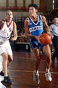 Ritiro Bormio <br /> Italia-Ungheria<br /> Nella foto: Vicenzetto
