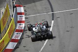 May 25, 2019 - Monaco, Monaco - Finnish driver Valtteri Bottas of German team Mercedes-AMG Petronas Motosport driving his single-seater Mercedes W10 during the 90th edition of the Monaco GP, 6th stage of the Formula 1 world championship, in Monaco-Ville, Monaco  (Credit Image: © Andrea Diodato/NurPhoto via ZUMA Press)