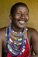 Maasai chief Salaton Ole Ntutu