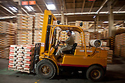 Pedro Leopoldo_MG, Brasil.<br /> <br /> Industria de fabricacao de telha em Pedro Leopoldo, Minas Gerais.<br /> <br /> Tile industry in Pedro Leopoldo, Minas Gerais.<br /> <br /> Foto: JOAO MARCOS ROSA / NITRO