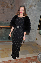 ALICE TEMPERLEY at the Women for Women International UK Gala held at the Guildhall, City of London on 3rd May 2012.