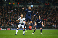 November 6, 2018 - London, England, United Kingdom - London, England - November 06, 2018.Daniel Schwaab of PSV Eindhoven.during Champion League Group B between Tottenham Hotspur and PSV Eindhoven at Wembley stadium , London, England on 06 Nov 2018. (Credit Image: © Action Foto Sport/NurPhoto via ZUMA Press)