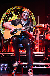 01.05.2014, Lancess Arena, Koeln, GER, Scorpions bei MTV Unplugged, im Bild Matthias Jabs // Matthias Jabs of the Scorpions performance live at MTV Unplugged at the Lancess Arena in Koeln, Germany on 2014/05/01. EXPA Pictures © 2014, PhotoCredit: EXPA/ Newspix/ Oliver Hausen<br /> <br /> *****ATTENTION - for AUT, SLO, CRO, SRB, BIH, MAZ, TUR, SUI, SWE only*****