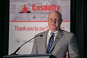 Barry Martin, Executive Vice President, Old Republic Risk Management and 2019 Conference Chair delivers Opening Remarks at Advisen's 2019 Casualty Insights Conference in New York City.