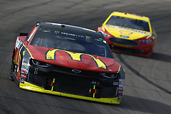 March 11, 2018 - Avondale, Arizona, United States of America - March 11, 2018 - Avondale, Arizona, USA: Jamie McMurray (1) brings his car through the turns during the Ticket Guardian 500(k) at ISM Raceway in Avondale, Arizona. (Credit Image: © Chris Owens Asp Inc/ASP via ZUMA Wire)