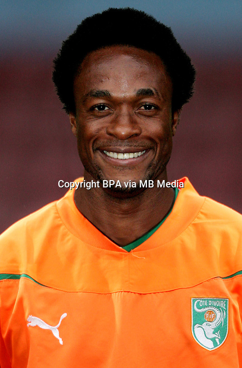 Football Fifa Brazil 2014 World Cup / <br /> Ivory Coast National Team - <br /> Jean Jacques GOSSO of Ivory Coast