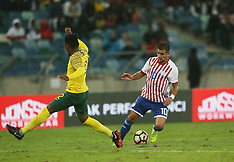 Bafana Bafana Against Paraguay - 20 Nov 2018