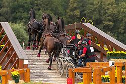 Sandman Anna, GER, Bo Liberator, Fredie U, Gerlandro, Wanita 5<br /> CHIO Aachen 2019<br /> Weltfest des Pferdesports<br /> © Hippo Foto - Dirk Caremans<br /> Sandman Anna, GER, Bo Liberator, Fredie U, Gerlandro, Wanita 5