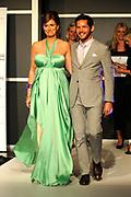 Uitreiking van de Dutch Model Awards  in Hotel Okura Amsterdam.<br /> <br /> Op de foto: Mode-ontwerper Percy Irausquin kreeg de titel Dutch Designer Of The Year.
