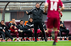 Dejan Doncic, head coach of Triglav during Football match between NK Triglav and NK Maribor in 25th Round of Prva liga Telekom Slovenije 2018/19, on April 6, 2019, in Sports centre Kranj, Slovenia. Photo by Vid Ponikvar / Sportida