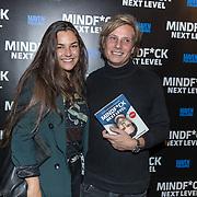 NLD/Amsterdam/20191125 - Boekpresentatie Victor Mids, Jamie Westland en partner