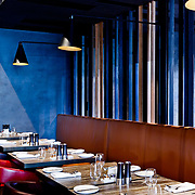 The interior of Ascua restaurant located at the Perth Intercontinental Hotel, Perth, Western Australia shot for the Urban List Perth.
