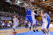 LIGNANO SABBIADORO, 14 LUGLIO 2015<br /> BASKET, EUROPEO MASCHILE UNDER 20<br /> ITALIA-LETTONIA<br /> NELLA FOTO: Giacomo Zilli<br /> FOTO FIBA EUROPE/CASTORIA