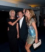 ELIZABETH MURDOCH; MATTHEW FREUD; HEATHER KERZNER, The 2009 GQ Men Of The Year Awards at The Royal Opera House. Covent Garden.  8 September 2009.