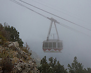October 5, 2015: Vacation 2015 - Sandia Peak Tramway