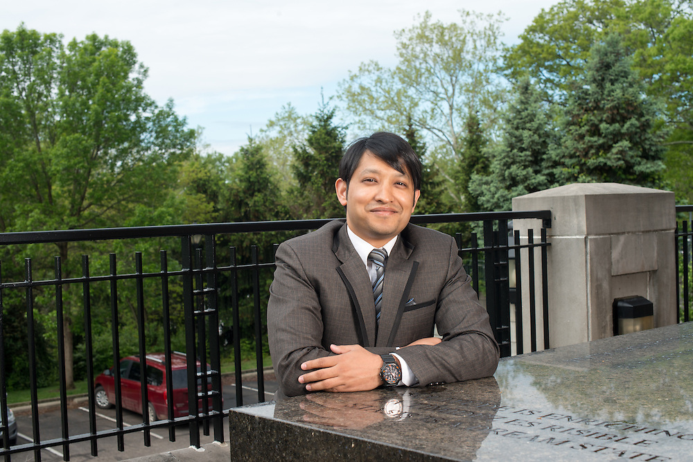 Rabi K.C., Graduate Student, Math, College of Arts and Sciences