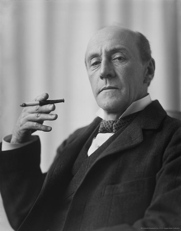Sir Anthony Hope Hawkins, English Author, 1912