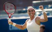 Caroline Garcia of France in action during the first round of the 2018 US Open Grand Slam tennis tournament, at Billie Jean King National Tennis Center in Flushing Meadow, New York, USA, August 28th 2018, Photo Rob Prange / SpainProSportsImages / DPPI / ProSportsImages / DPPI