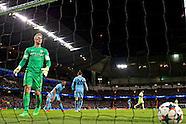 Manchester City v FC Barcelona 240215