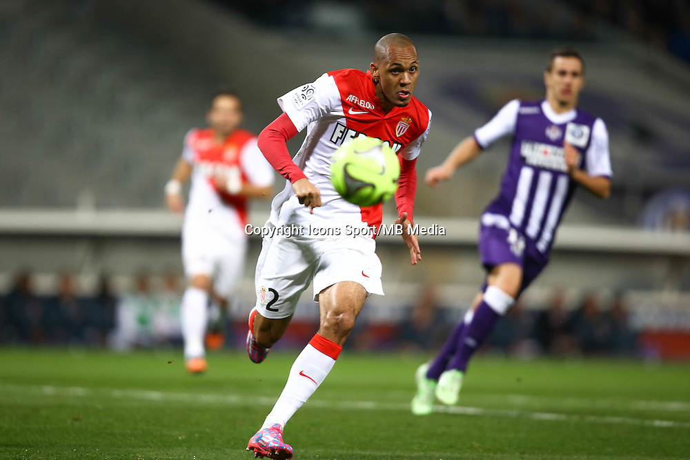 Fabinho - 05.12.2014 - Toulouse / Monaco - 17eme journee de Ligue 1 -<br />