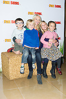 Anneka Rice, Scereening of Free Birds, The May Fair Hotel, London UK, 17 November 2013, Photo by Raimondas Kazenas