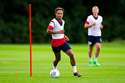 Bobby Reid in action as Bristol City return for pre-season training ahead of the 2017/18 Sky Bet Championship Season - Rogan/JMP - 30/06/2017 - Failand Training Ground - Bristol, England - Bristol City Training.