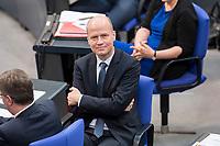21 MAR 2019, BERLIN/GERMANY:<br /> Ralph Brinkhaus, CDU, CDU/ CSU Fraktionsvorsitzender, Bundestagsdebatte zur Regierungserklaerung der Bundeskanzlerin zum Europaeischen Rat, Plenum, Deutscher Bundestag<br /> IMAGE: 20190321-01-122