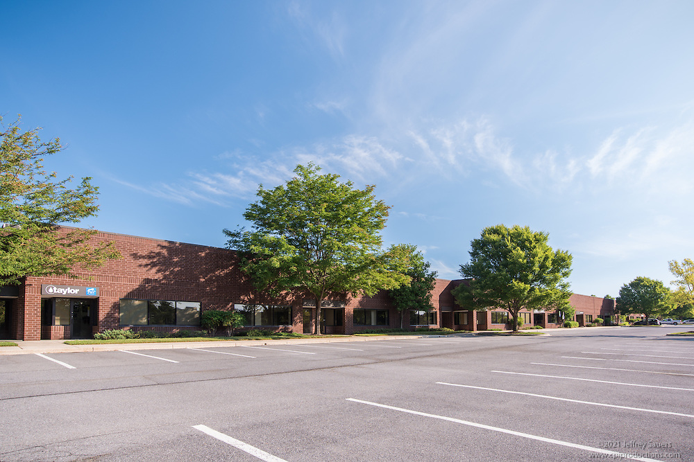 Architectural image of Loveton Business Center in Sparks Maryland by Jeffrey Sauers of Commercial Photographics, Architectural Photo Artistry in Washington DC, Virginia to Florida and PA to New England