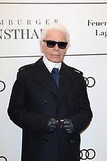 FEB 22 2014 Feuerbachs Musen - Lagerfelds Models