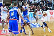DESCRIZIONE : Varese Lega A 2012-13 Cimberio Varese Enel Brindisi <br /> GIOCATORE : Ere Ebi<br /> CATEGORIA : Palleggio<br /> SQUADRA : Cimberio Varese<br /> EVENTO : Campionato Lega A 2013-2014<br /> GARA : Cimberio Varese Enel Brindisi<br /> DATA : 17/11/2013<br /> SPORT : Pallacanestro <br /> AUTORE : Agenzia Ciamillo-Castoria/I.Mancini<br /> Galleria : Lega Basket A 2013-2014  <br /> Fotonotizia : Varese Lega A 2013-2014 Cimberio Varese Enel Brindisi<br /> Predefinita :