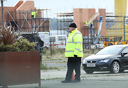 EXCLUSIVE Game of Thrones filming has been delayed due to damage caused to sets by Storm Ophelia. The storm, which has battered Northern Ireland, blew scaffold down and upended the studio security fencing which shielded the building of the new set in Belfast. Security guards were positioned outside the damaged fence with extra scaffolders brought in to secure the new set. It has previously been reported that HBO, the makers of the hit TV show, are spending $15M USD per episode on the final season. It's not yet known what the costs of the delay in filming will be.<br />