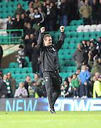 Celtic boss Ronnie Delia -  Celtic v Dundee - SPFL Premiership at Celtic Park<br /> <br /> <br />  - © David Young - www.davidyoungphoto.co.uk - email: davidyoungphoto@gmail.com