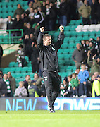 Celtic boss Ronnie Delia -  Celtic v Dundee - SPFL Premiership at Celtic Park<br /> <br /> <br />  - &copy; David Young - www.davidyoungphoto.co.uk - email: davidyoungphoto@gmail.com