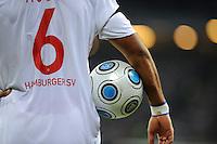 FUSSBALL  1. BUNDESLIGA   SAISON 2009/2010  13. SPIELTAG Hamburger SV - VfL Bochum                                    22.11.2009 Symbolbild Fussball.