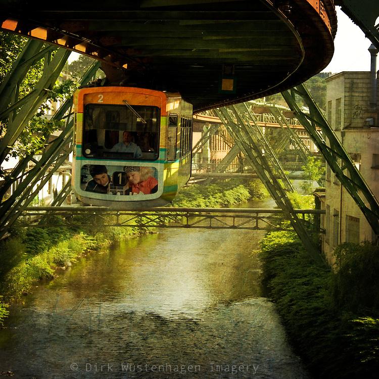Schwebebahn Wuppertal, Loher Brücke